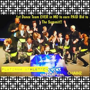 Platinum Athletics Hip Hop is going to Summit